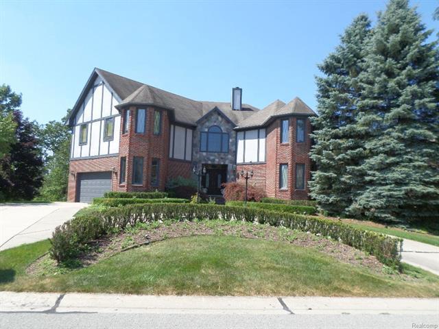 2145 CLINTON VIEW CIR, Rochester Hills, MI 48309