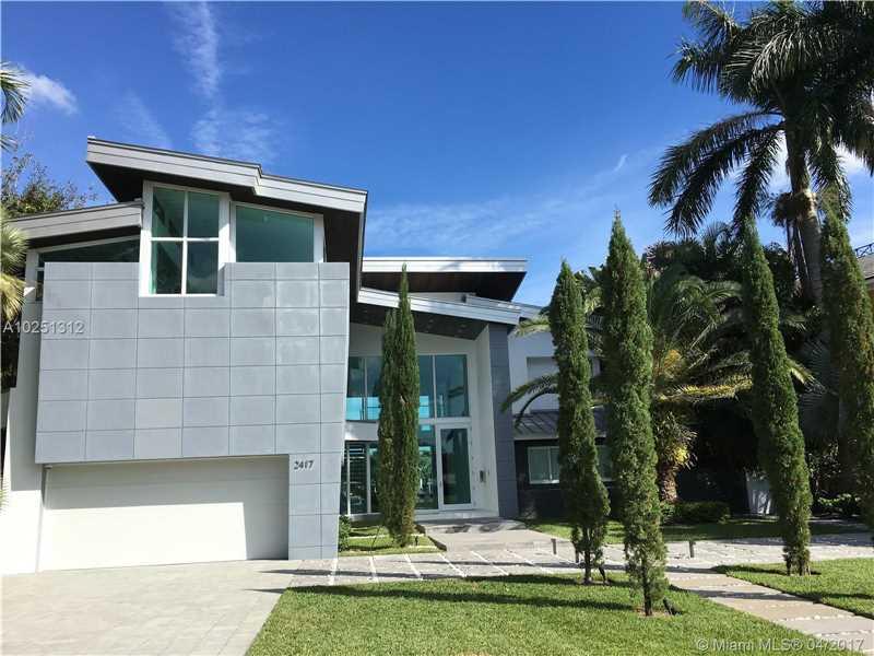 2417 Aqua Vista Blvd, Fort Lauderdale, FL 33301