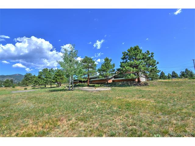 3886 Ponderosa Drive, Evergreen, CO 80439