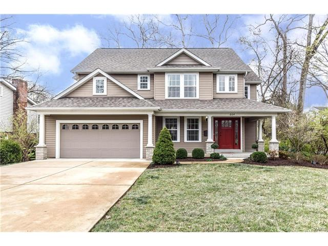 664 Lilac Avenue, Webster Groves, MO 63119
