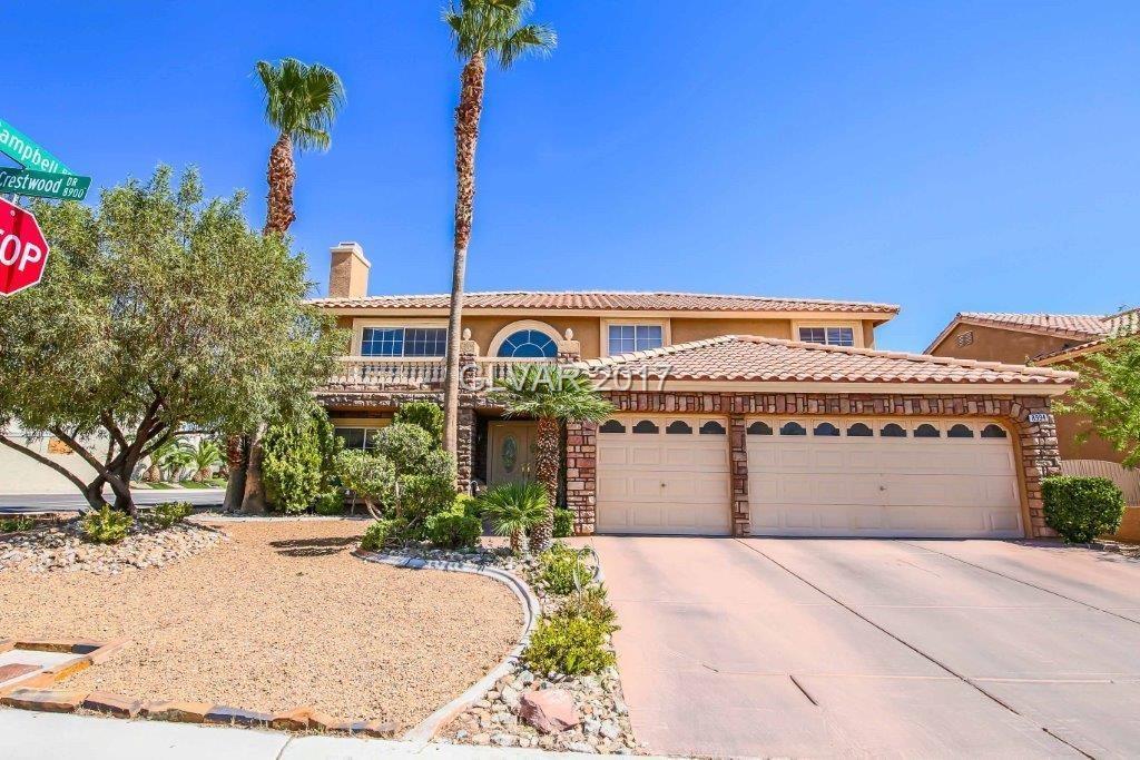 8994 FORT CRESTWOOD Drive, Las Vegas, NV 89129