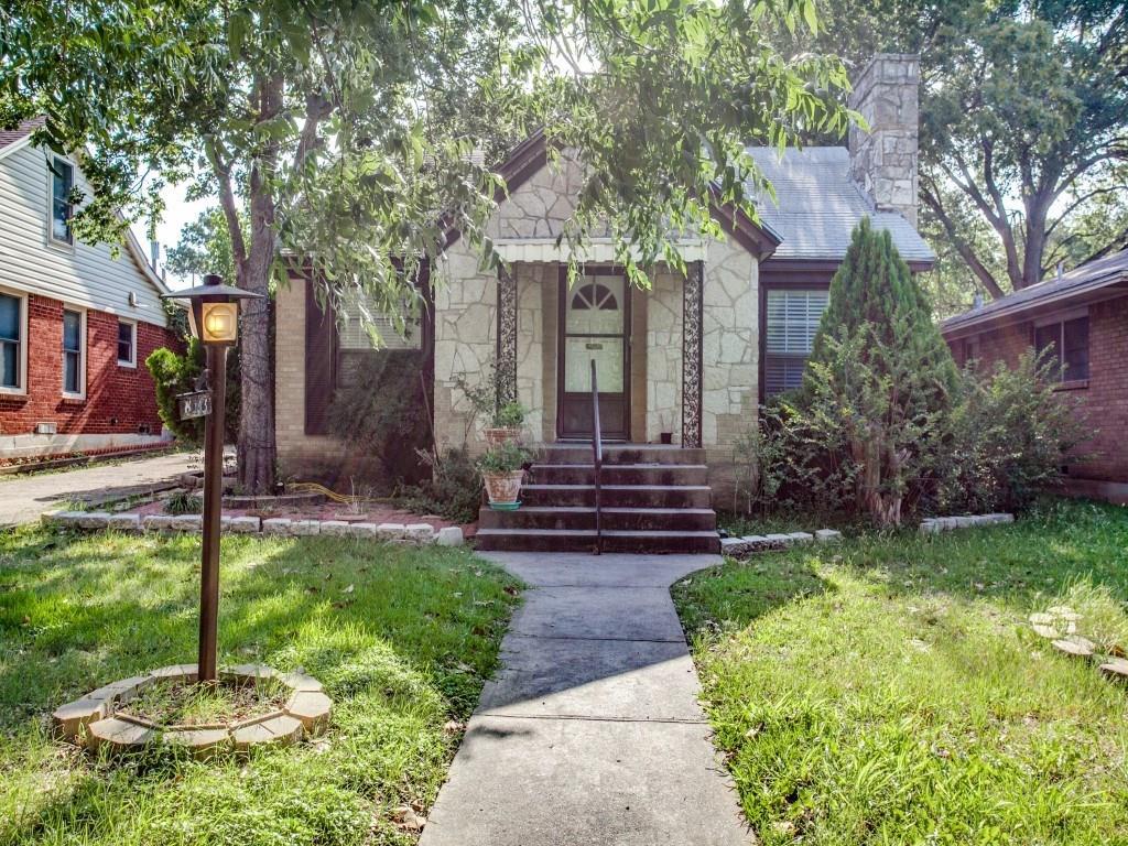 813 Cliffdale Avenue, Dallas, TX 75211