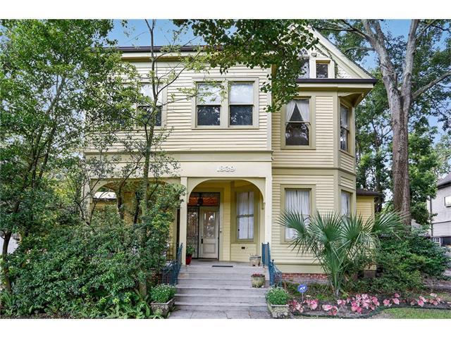 1839 CALHOUN Street, New Orleans, LA 70118