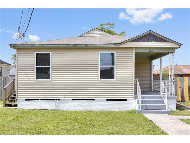 3124 ST ROCH Avenue, New Orleans, LA 70122