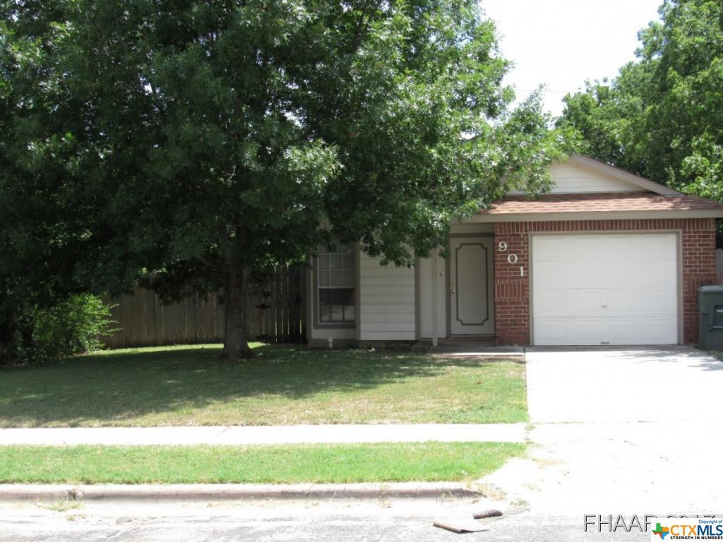901 Haynes Drive, Killeen, TX 76543