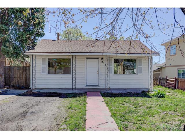 220 Stuart Street, Denver, CO 80219