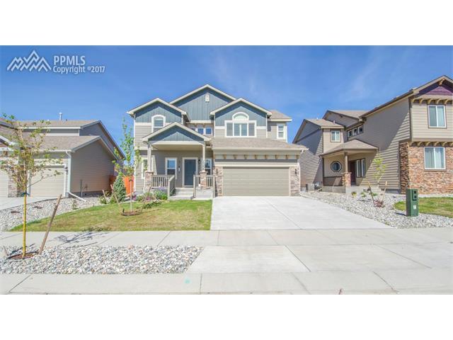 10238 Prairie Ridge Court, Peyton, CO 80831