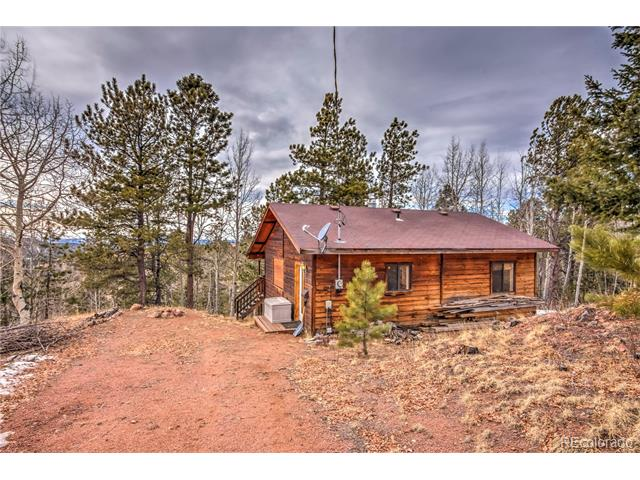 1021 May Queen Drive, Cripple Creek, CO 80813