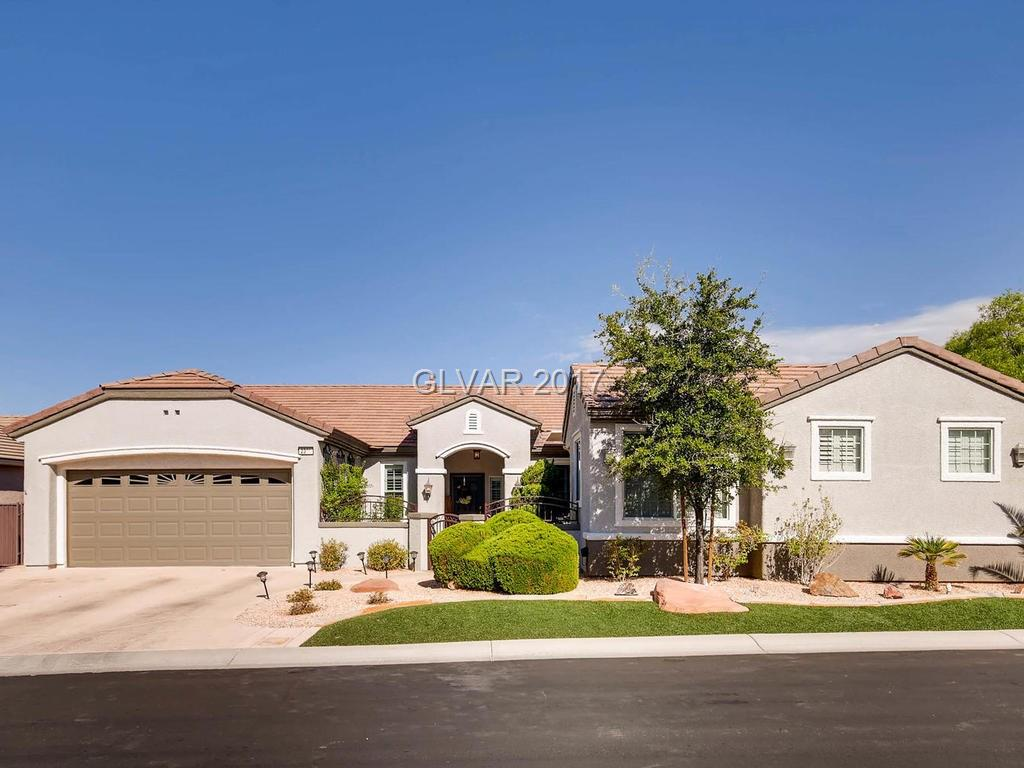 2301 FOSSIL CANYON Drive, Henderson, NV 89052
