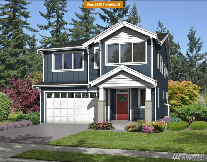 3041 S 276th           (Home Site 28) Ct, Auburn, WA 98001