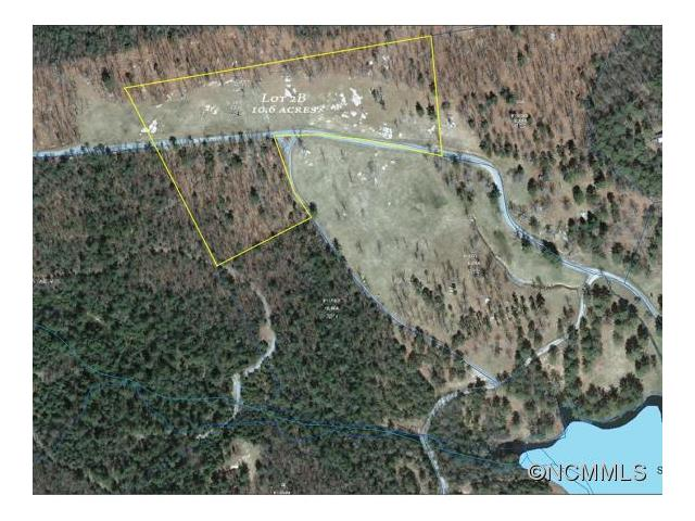 L2B Stone's Lake Road Lot 2B, Cedar Mountain, NC 28718
