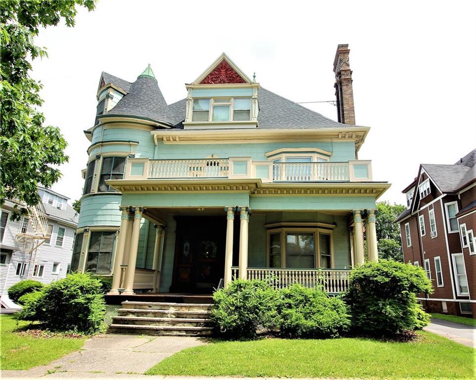 26 Portsmouth Terrace, Rochester, NY 14607
