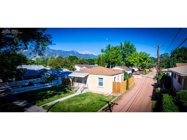 410 N 17th Street, Colorado Springs, CO 80904