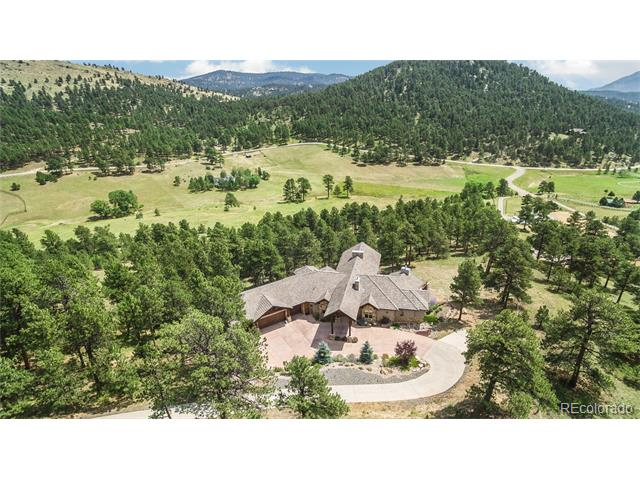 1644 Pinedale Ranch Circle, Evergreen, CO 80439