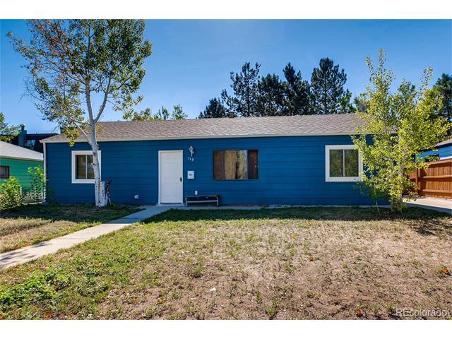 748 Zion Street, Aurora, CO 80011