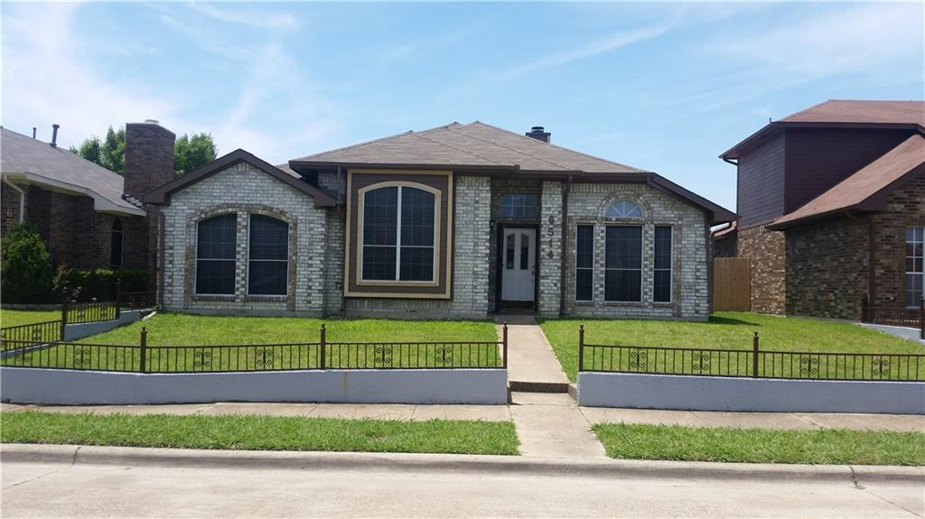 6514 Teresa Lane, Rowlett, TX 75089