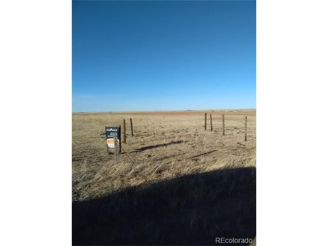 Wagner Road, Calhan, CO 80808