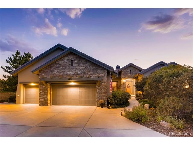 6231 Oxford Peak Lane, Castle Rock, CO 80108