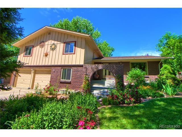 2663 S Balsam Street, Lakewood, CO 80227