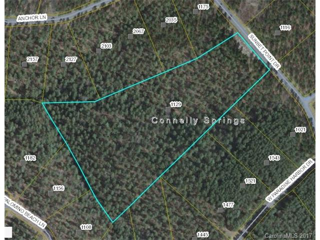 1129 Sunset Point Drive 125, Connelly Springs, NC 28612