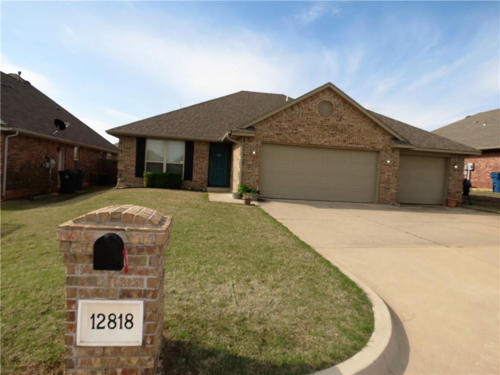 12818 SE 19th Street, Choctaw, OK 73020