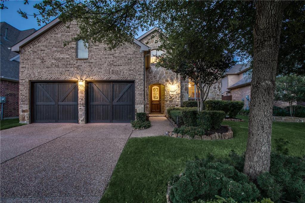 1404 Tangle Ridge Drive, McKinney, TX 75071