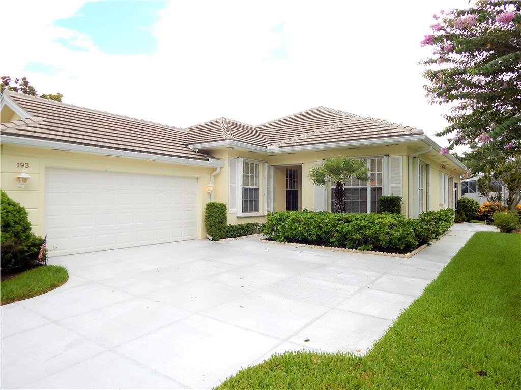 193 NW Bentley Circle, Port Saint Lucie, FL 34986