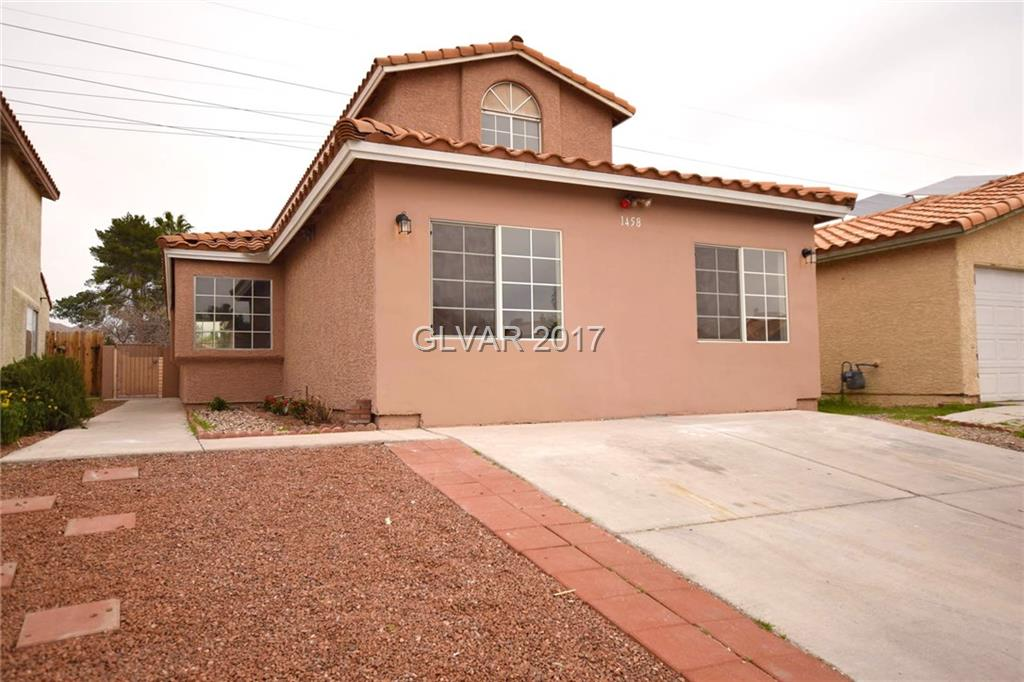1458 PLEASANT BROOK Street, Las Vegas, NV 89142