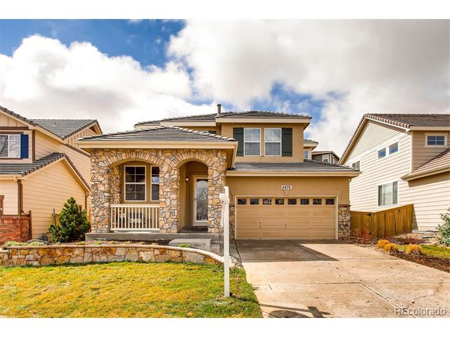 4876 Laurelglen Lane, Highlands Ranch, CO 80130