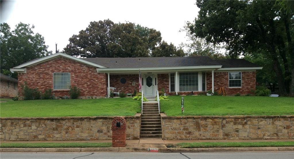 1405 Woodvine Drive, Euless, TX 76040