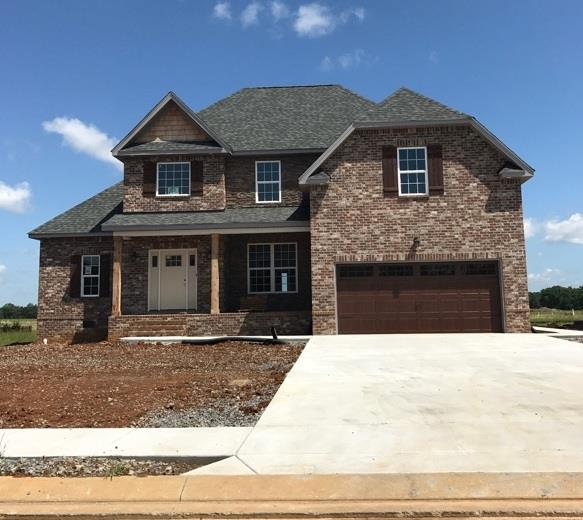4021 Merryman Lane (Lot 86), Murfreesboro, TN 37127