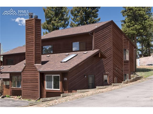 291 E Lake Avenue, Woodland Park, CO 80863
