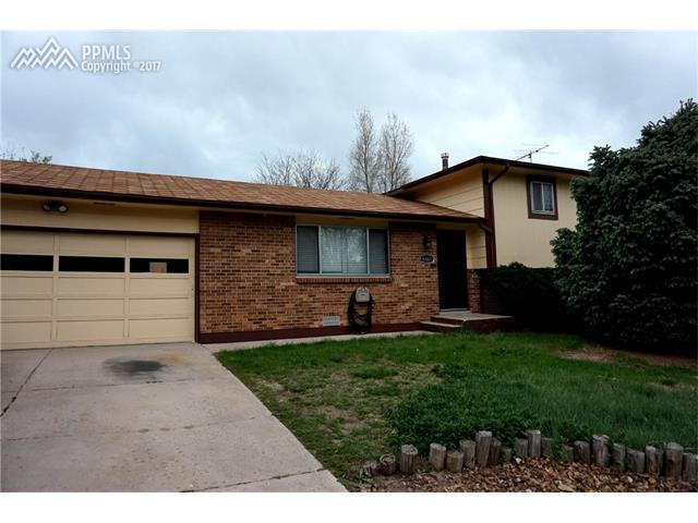 4661 Ranch Drive, Colorado Springs, CO 80918