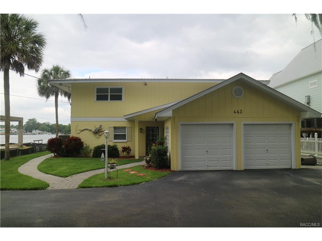 443 NW 8th Avenue, Crystal River, FL 34428