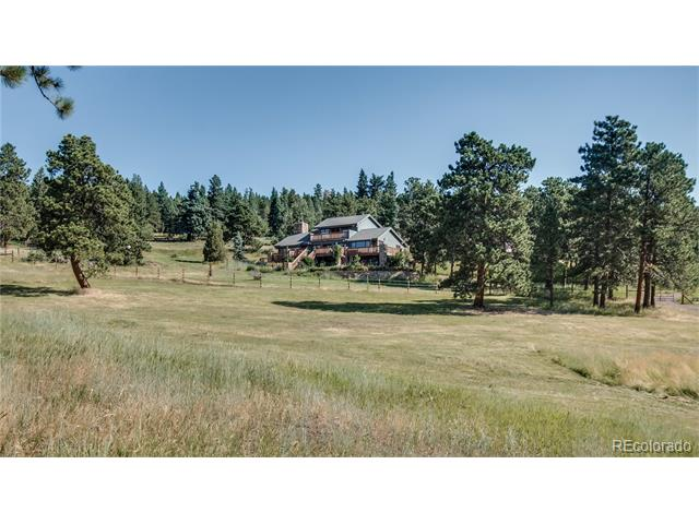 5178 S Elk Ridge Road, Evergreen, CO 80439