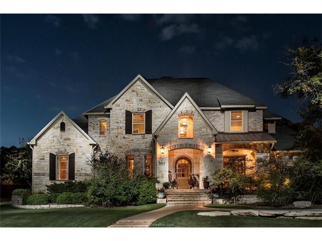 3312 Willow Ridge Drive, Bryan, TX 77807