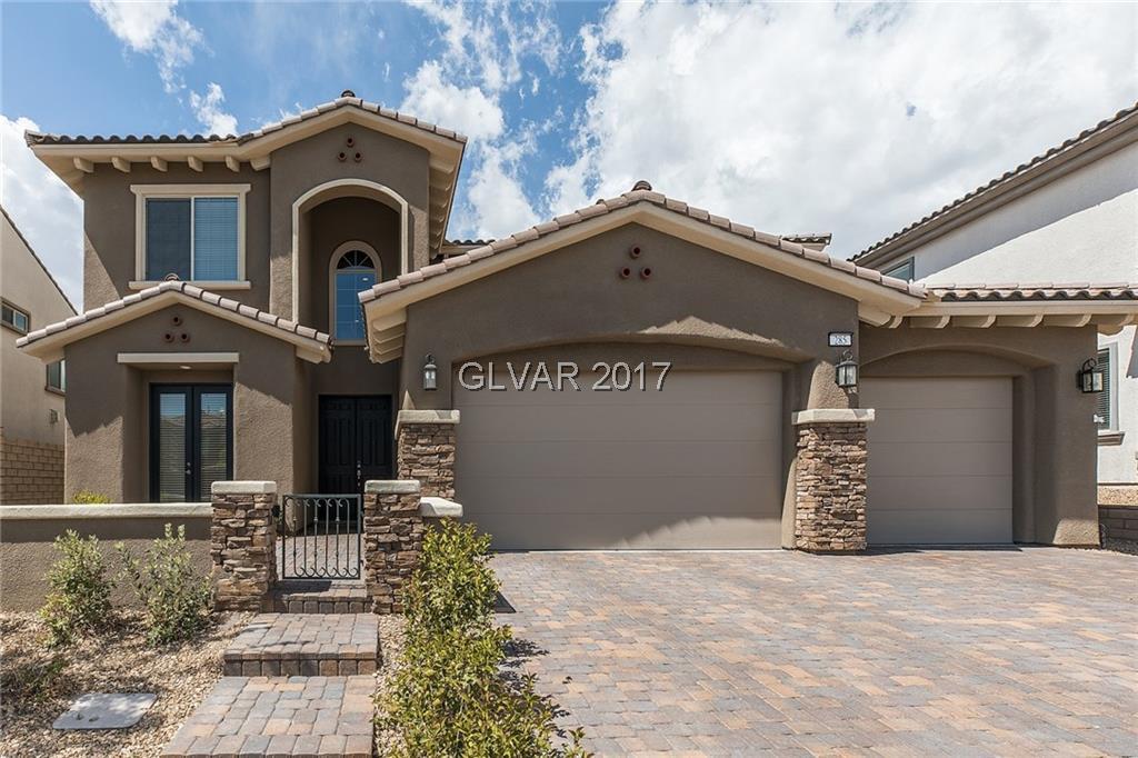 285 ELDER VIEW Drive, Las Vegas, NV 89138