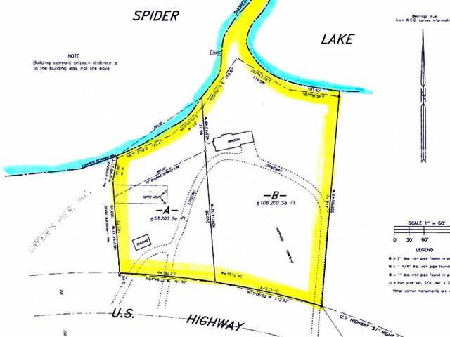 295 299 HWY 51, Manitowish Waters, WI 54545