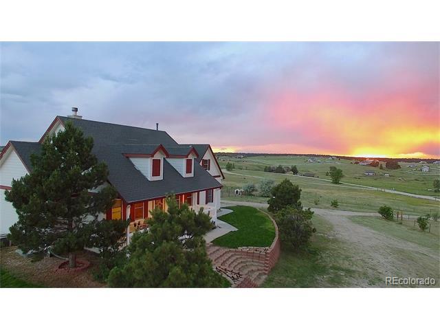 6690 Sunset Circle, Elizabeth, CO 80107