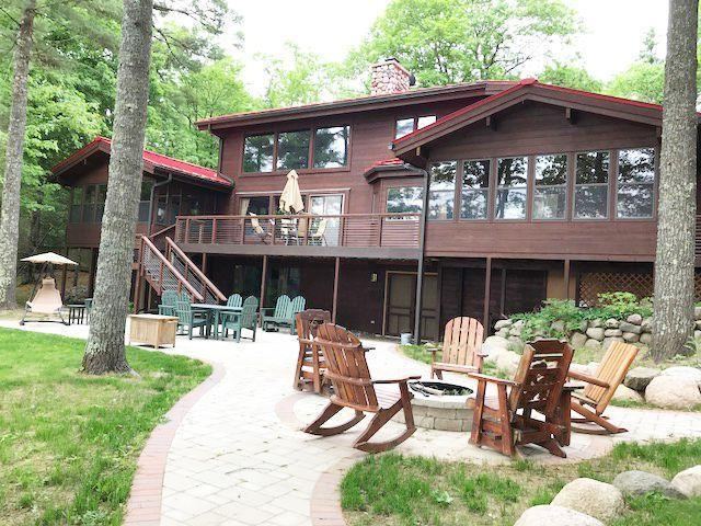 12920 SPIDER LAKE RD W, Manitowish Waters, WI 54545