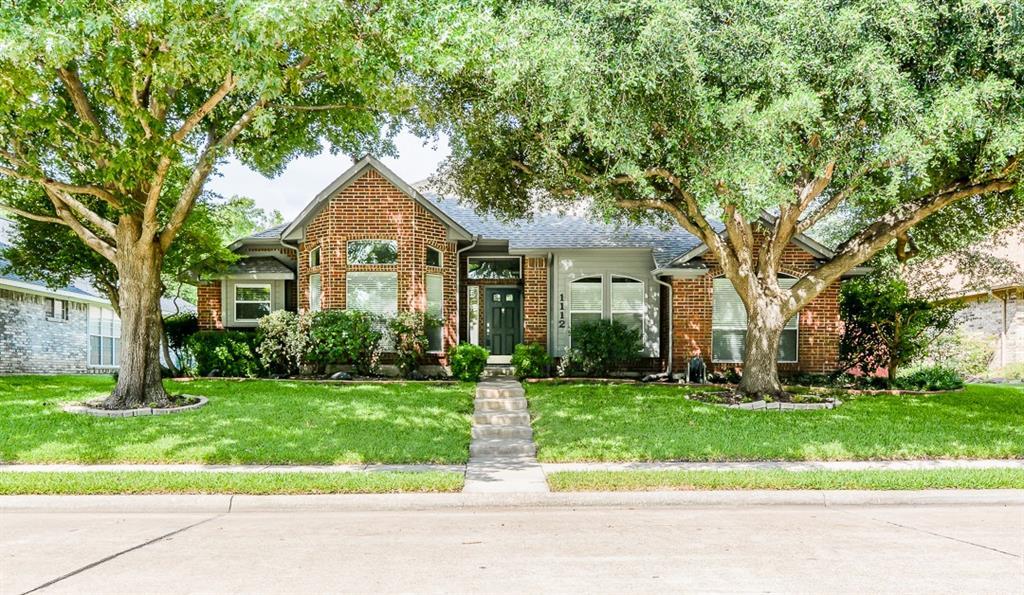 1112 Fairlawn Street, Allen, TX 75002