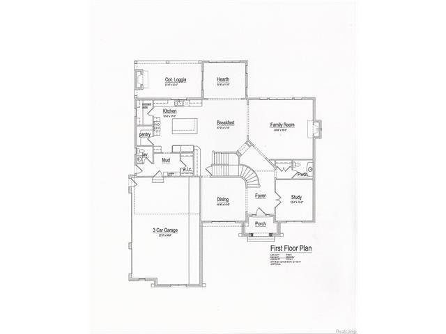 3710 Strathcona Drive, Rochester Hills, MI 02152