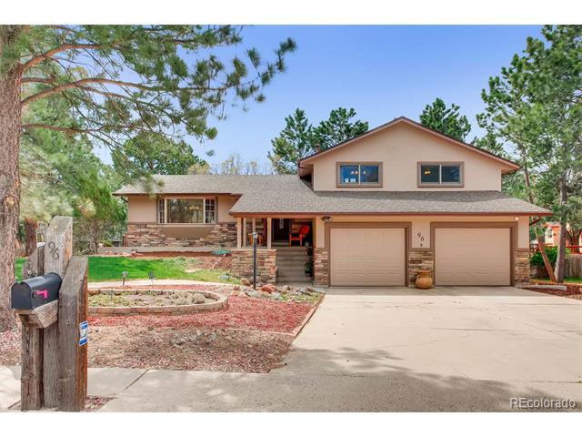 96 Raven Hills Court, Colorado Springs, CO 80919