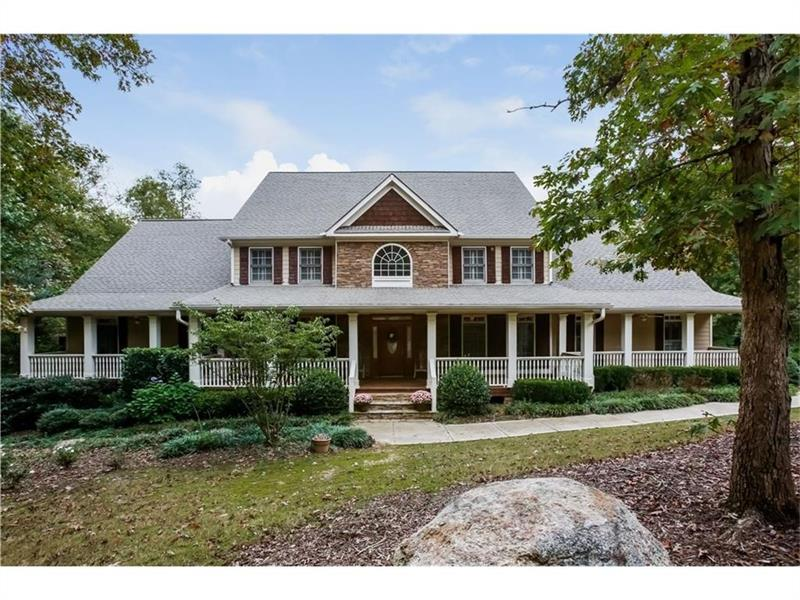 18 Hawks Farm Drive, White, GA 30184