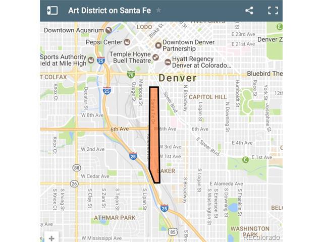 912 W 4th Avenue, Denver, CO 80223