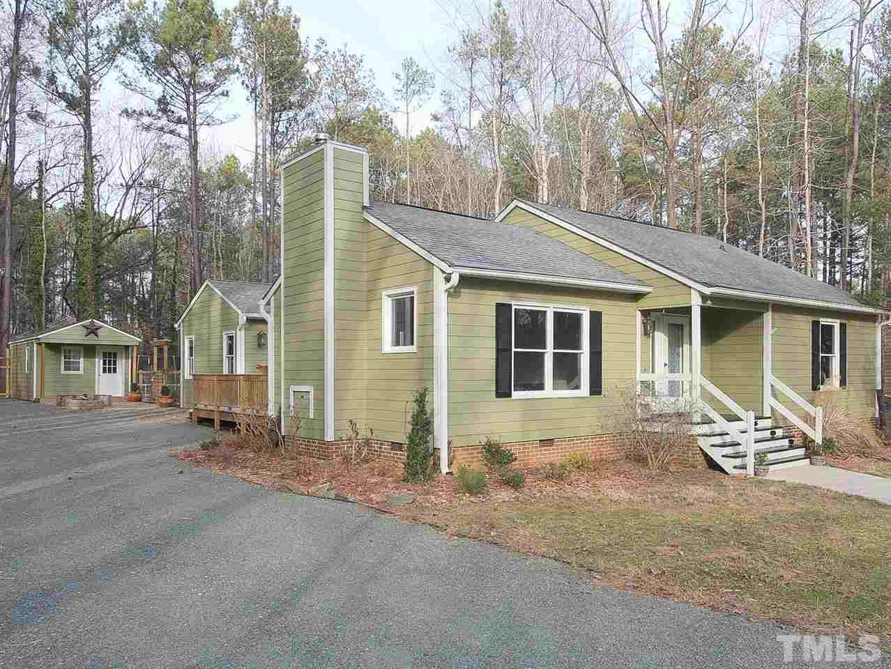 509 Bolin Creek Drive, Carrboro, NC 27510