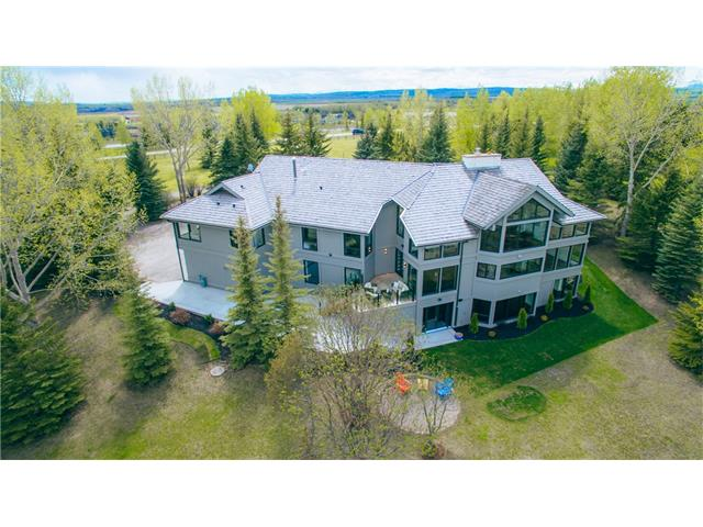 82 ELBOW RIVER Road, Rural Rocky View County, AB T3Z 2V2