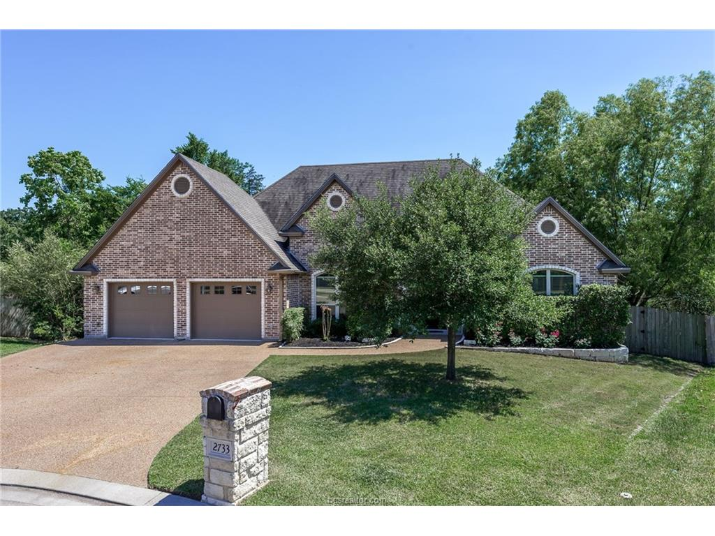 2733 Colony Village Drive, Bryan, TX 77808