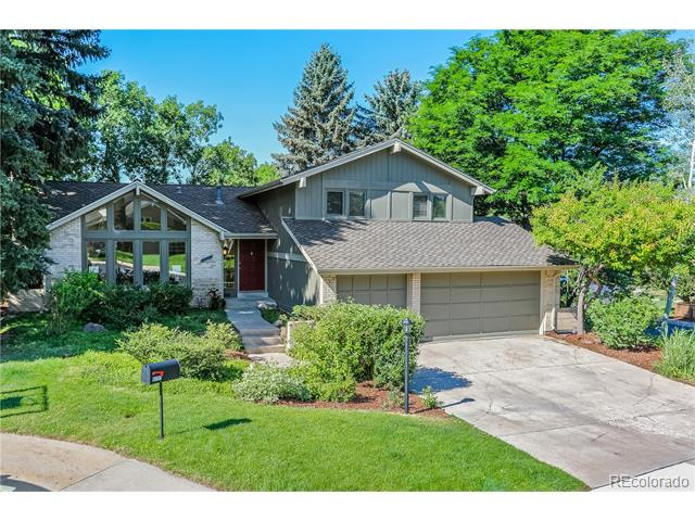 5212 E Maplewood Place, Centennial, CO 80121