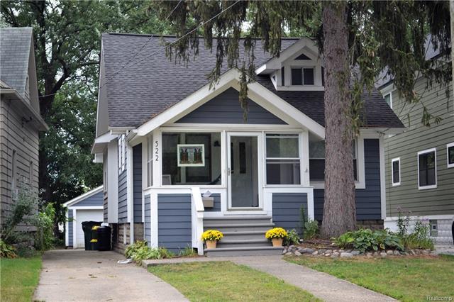 522 E HUDSON Avenue, Royal Oak, MI 48067